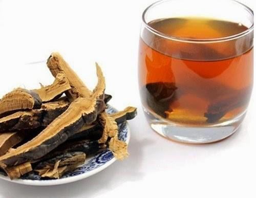 cách uống nấm lim xanh giúp lành bệnh