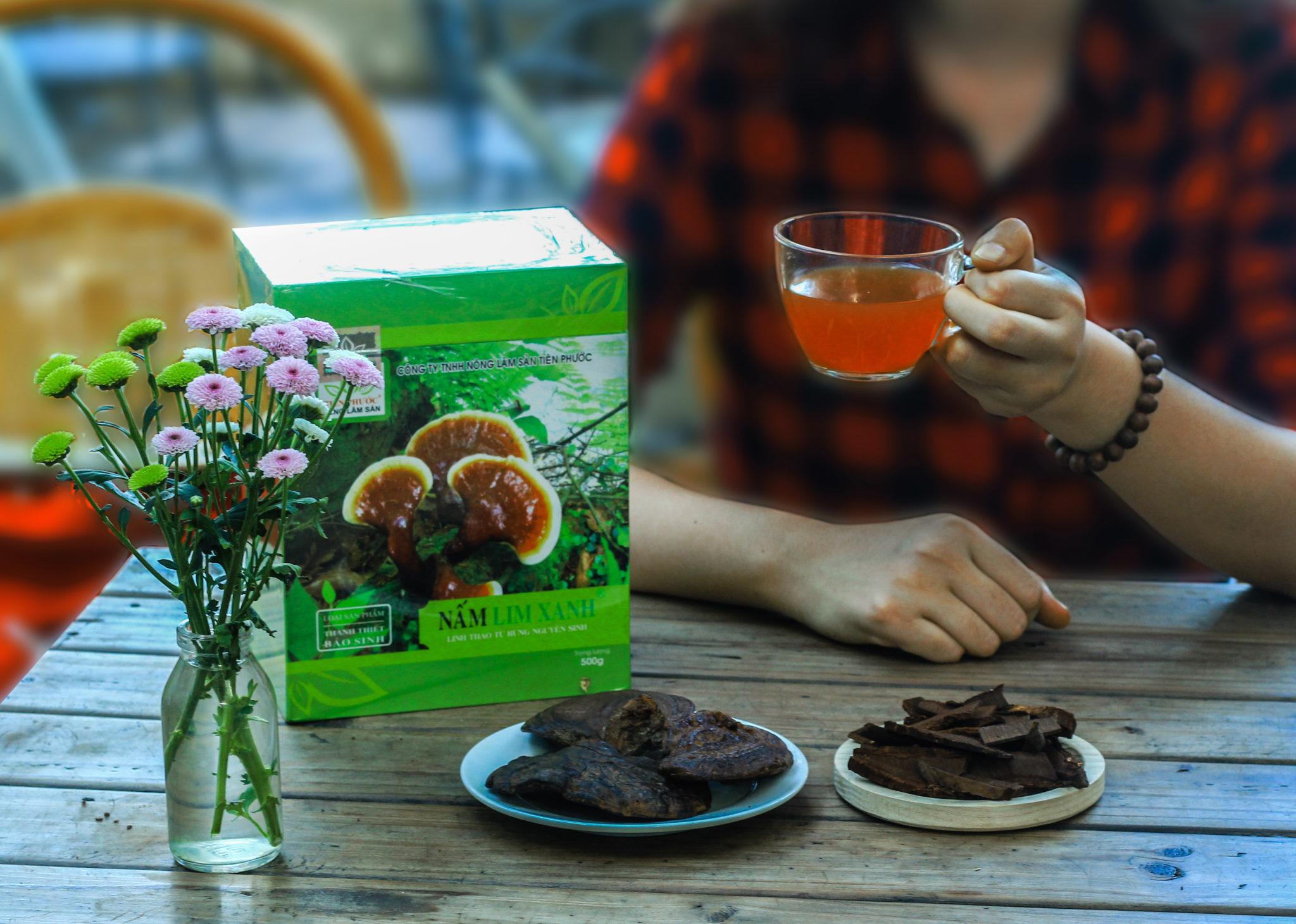Đại lý bán nấm lim xanh tại Yên Bái cung cấp sản phẩm nấm lim xanh rừng tự nhiên