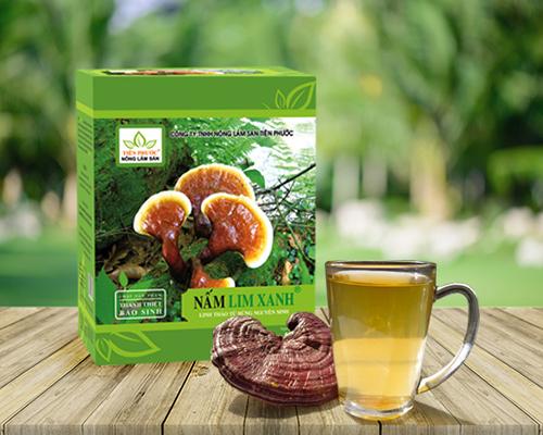 Sản phẩm nấm lim xanh rừng chất lượng từ rừng tự nhiên Quảng Nam