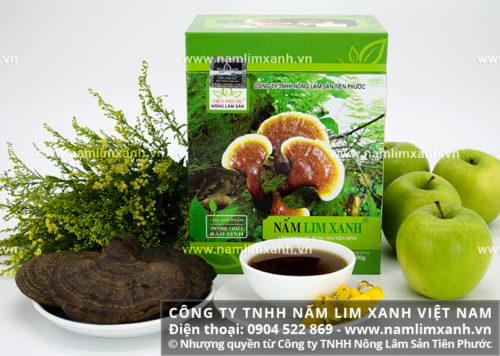 Nấm lim xanh gia truyền Tiên Phước Quảng Nam